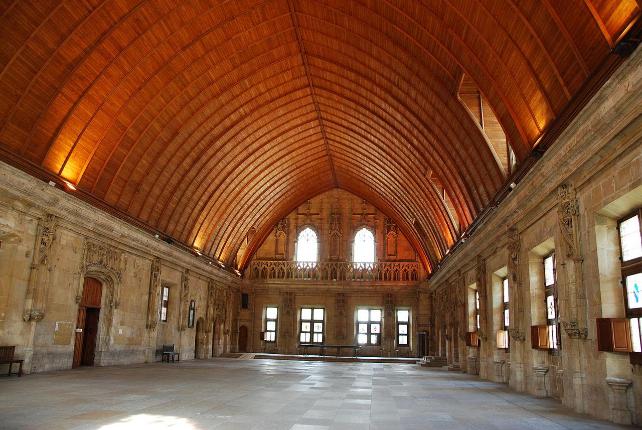 Salle des Procureurs - Palais de Justice de Rouen - Photo : Mahat (CC)